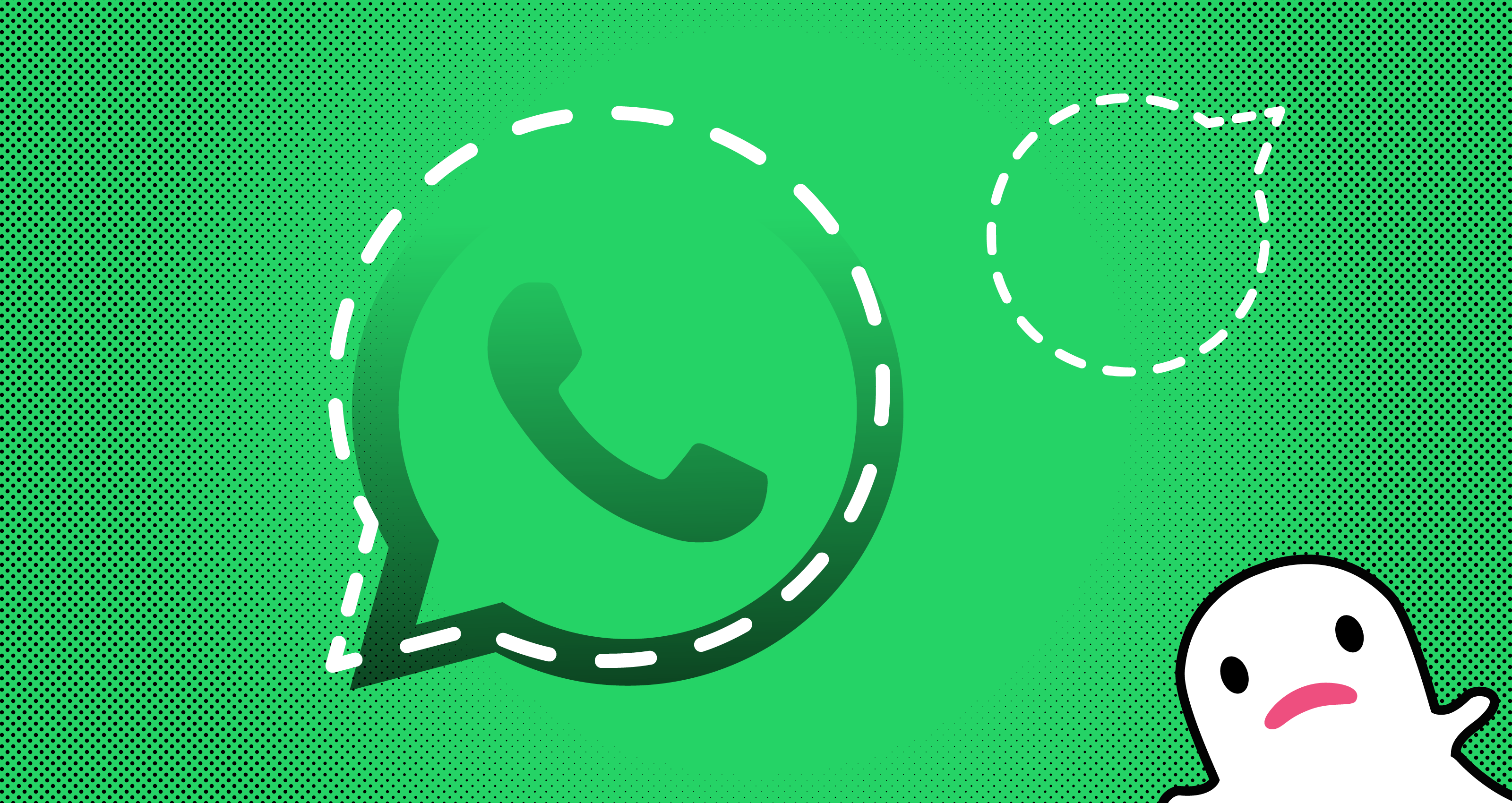 techcrunch.com - Josh Constine - WhatsApp could wreck Snapchat again by copying ephemeral messaging