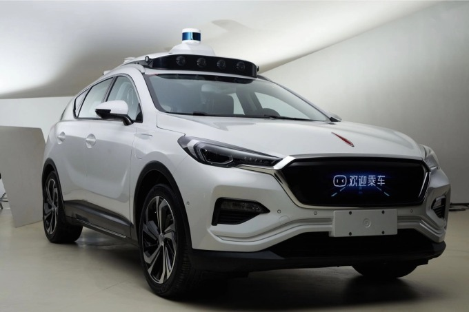 Baidu hits the gas on autonomous vehicles with Volvo and Ford deals