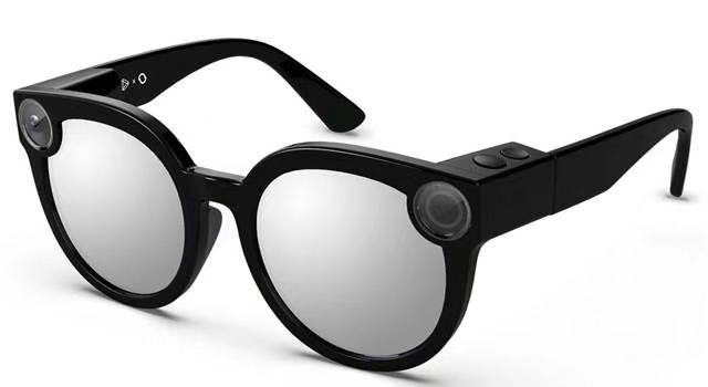96a2240c077c Techmeme  Tencent unveils Spectacles-like Weishi smart glasses ...