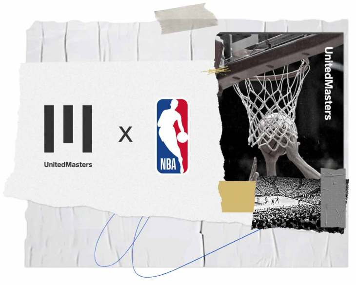 New UnitedMasters deal will enable its artists get play across NBA properties