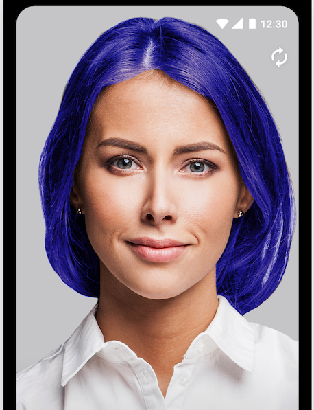Banuba raises $7M to supercharge any app or device with the ability to really see you Android Hair Segmentation