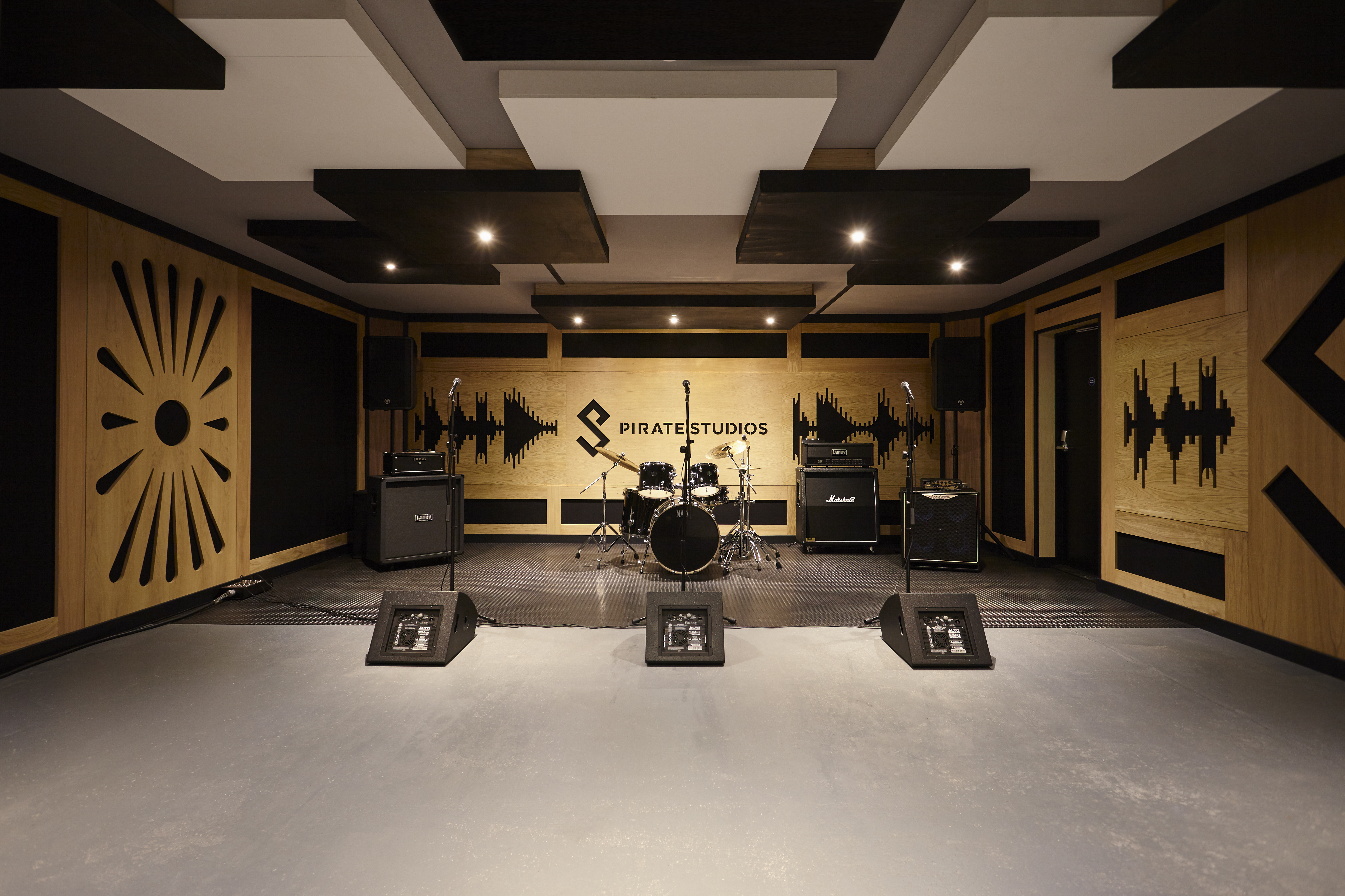 Pirate Studios Raises 20m From Talis Capital For Its Self Service Tech Enabled Music Studios Techcrunch