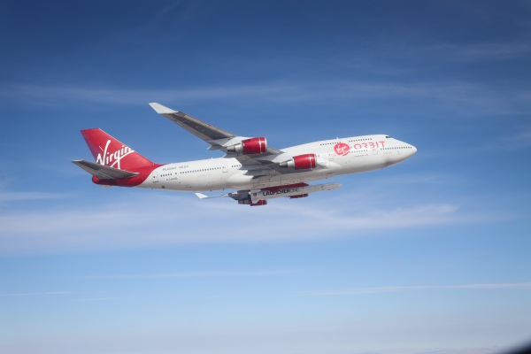 Virgin Orbit successfully takes its 747 flying launchpad out for a spin