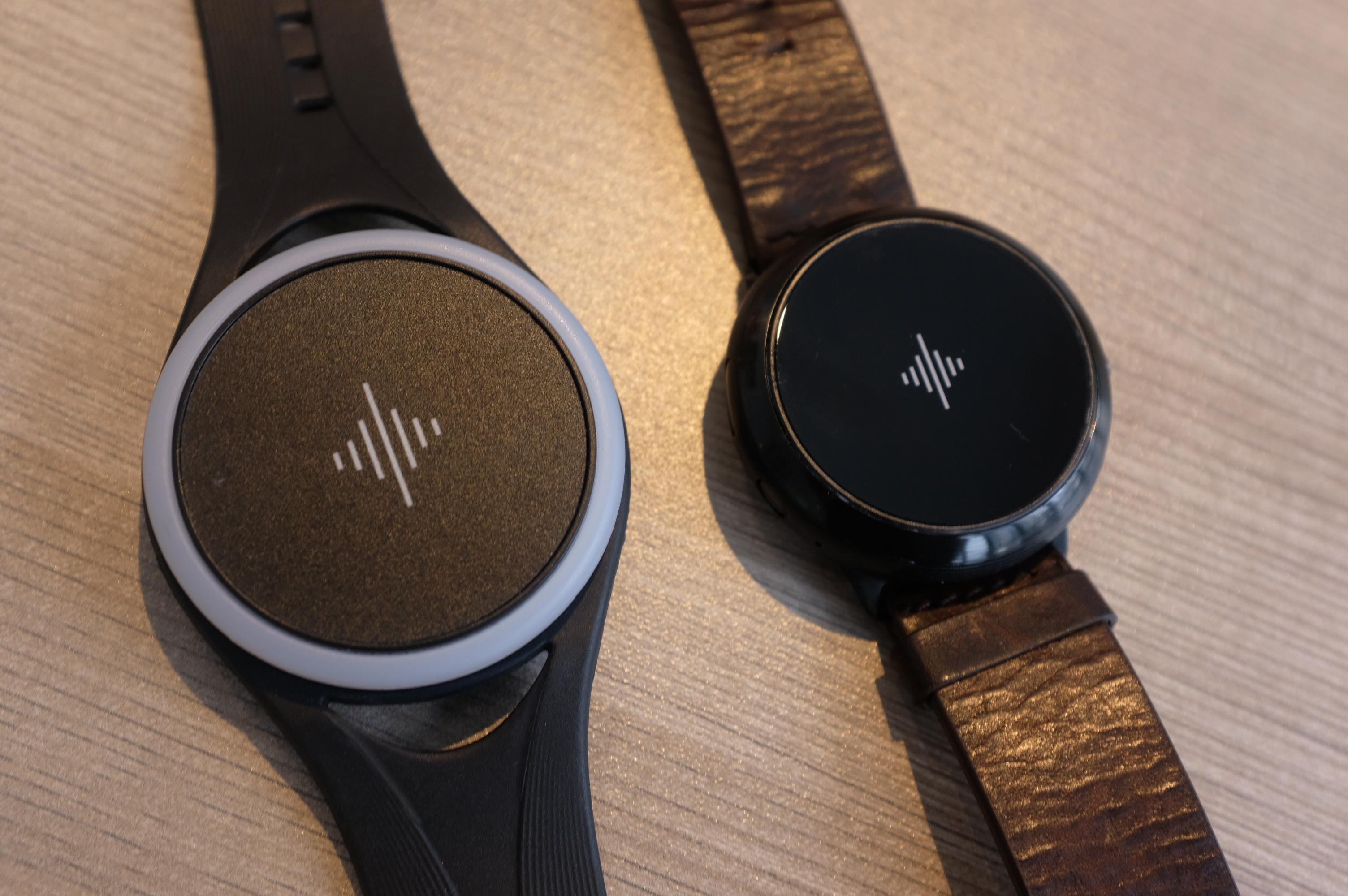 Soundbrenner's wearable metronome gets a modular upgrade DSCF3345