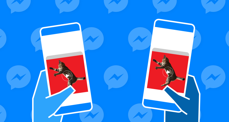 "Facebook Messenger is Building a ""Watch Videos Together"" Feature"