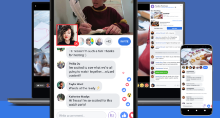 Facebook launches Watch Party for all, tests Live PiP