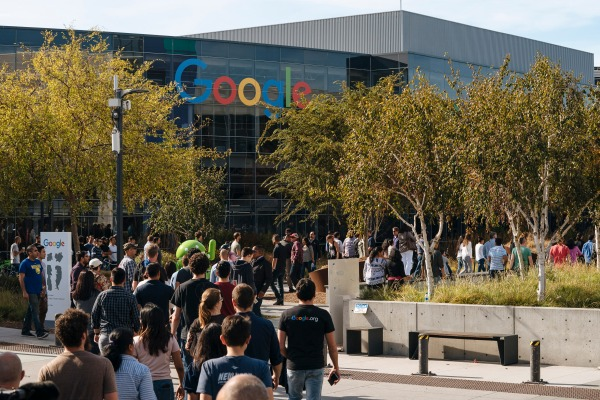 Google is not Great at Retaining Black, Latinx and Native American Employees