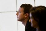 Sandberg Zuckerberg Facebook