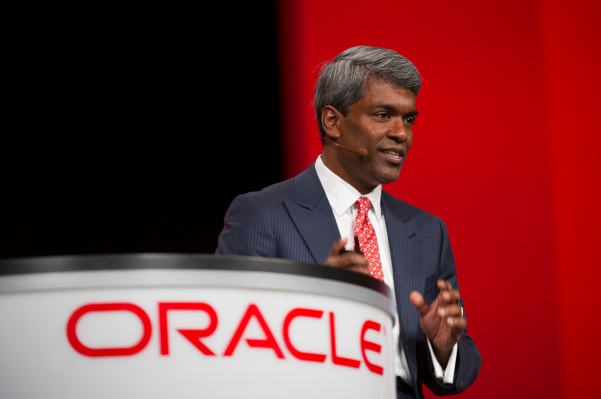 Google Looks to Former Oracle Exec Thomas Kurian to Move Cloud Business Along
