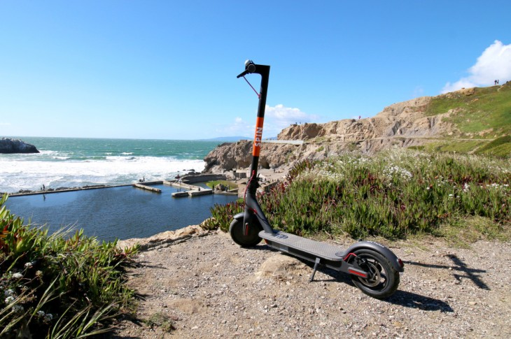 Ford-owned Spin will bring electric scooters to 100 new