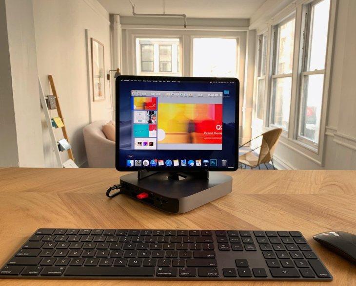 Can you hook up dual monitors to a mac mini