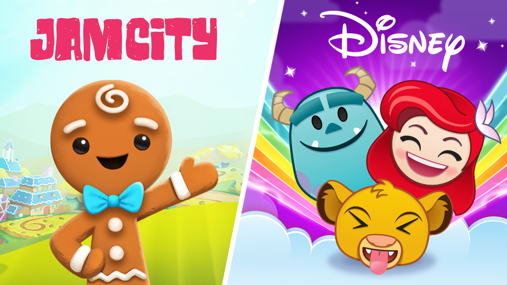 techcrunch.com - Anthony Ha - Jam City signs mobile game development deal with Disney