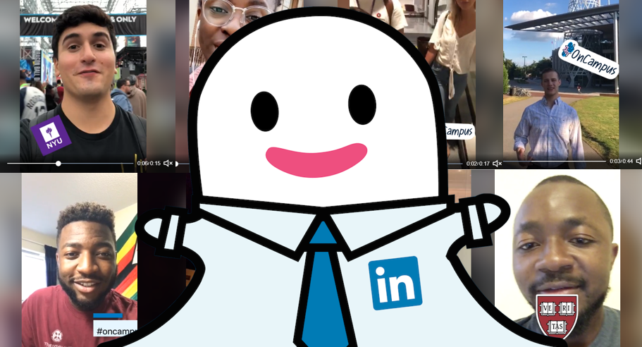 techcrunch.com - Josh Constine - LinkedIn launches its own Snapchat Stories: 'Student Voices'