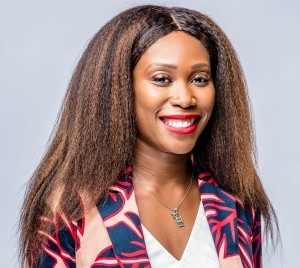 Venture capital and the blockchain will be the talk at Startup Battlefield Africa Nichole Onome Yembra portrait