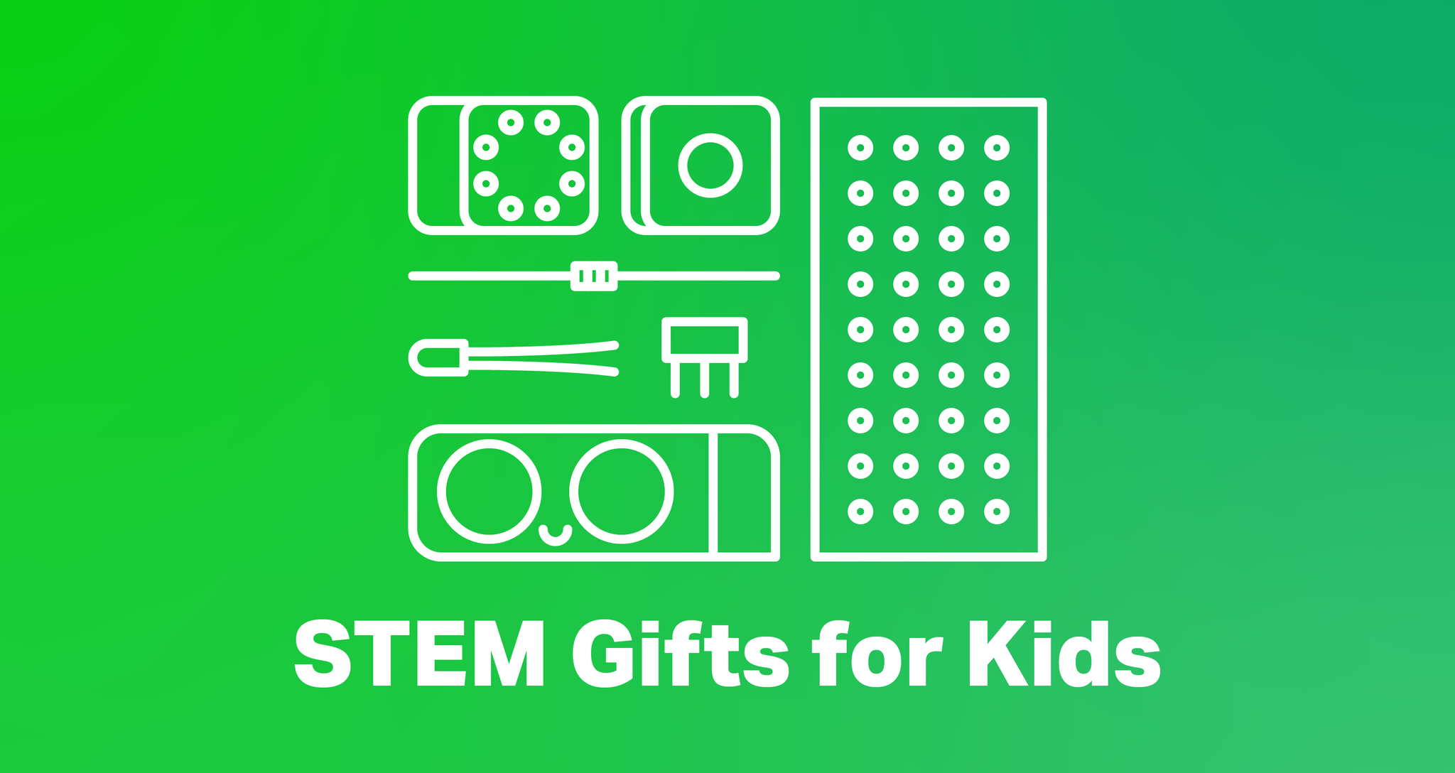 The Ultimate Guide To Gifting Stem Toys Tons Of Ideas For Little Buy Elenco Snap Circuits Green Alternative Energy Kit Online At Low Builders Techcrunch
