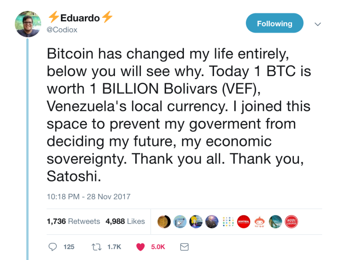Can Bitcoin find its practical use case as a currency in Latin
