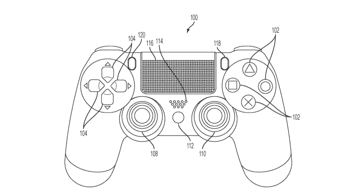 Sony filed a patent for a touchscreen-equipped PlayStation