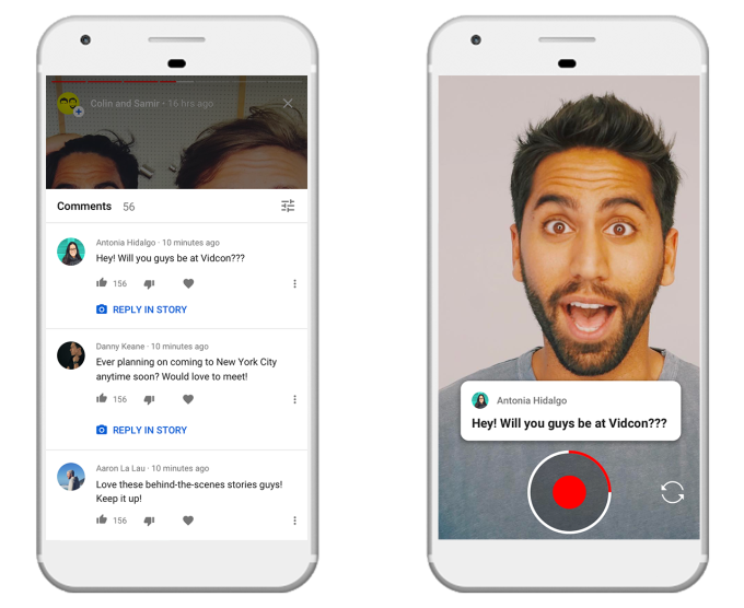 YouTube rolls out Stories to creators with over 10K subscribers
