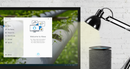 Amazon launches Alexa app for Windows 10 PCs | TechCrunch