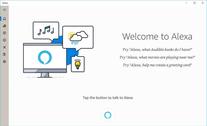 Amazon launches Alexa app for Windows 10 PCs alexa on pc 4