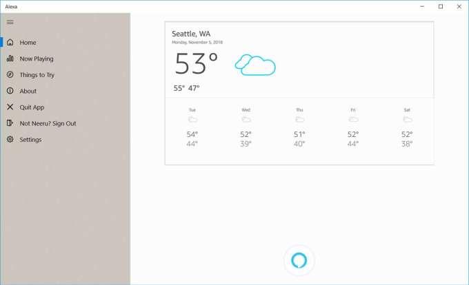 Amazon launches Alexa app for Windows 10 PCs alexa on pc