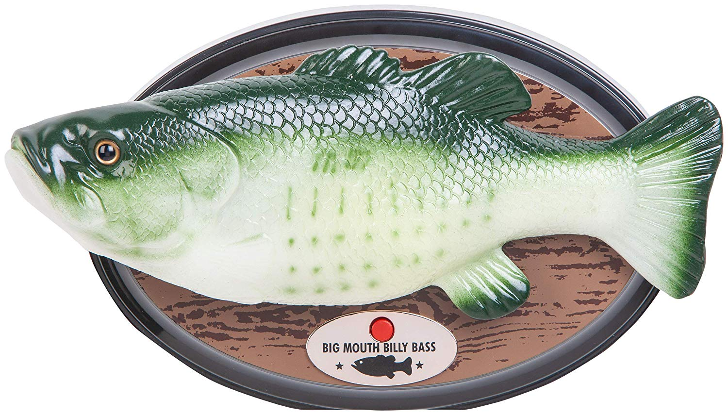 The Alexa-enabled Big Mouth Billy Bass and other twerking toys go on sale