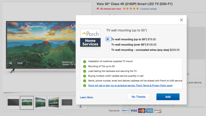 Ebay Adds Home Services To Its Site Via New Partners Handy Porch
