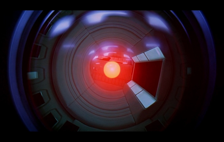 They're making a real HAL 9000...