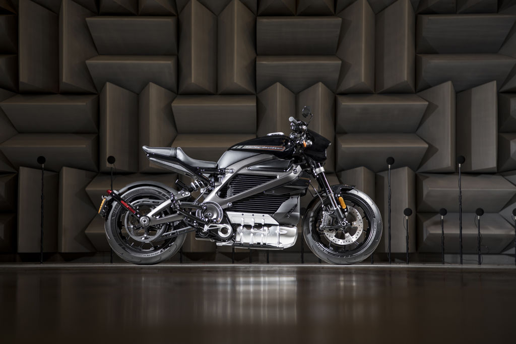 Harley-Davidson bets its future on the LiveWire electric motorcycle