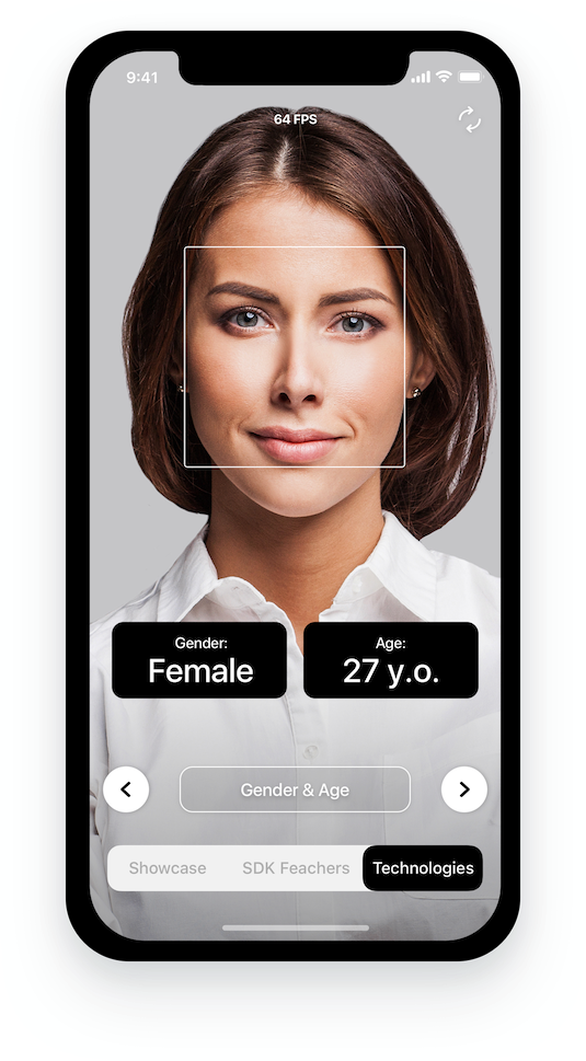 Banuba raises $7M to supercharge any app or device with the ability to really see you iOS Gender Age