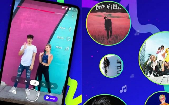 Facebook lanza Lasso, su clon de música y video TikTok - TechCrunch