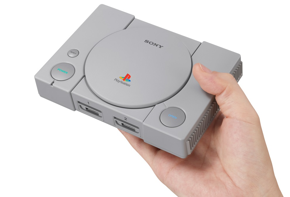 Sony S Playstation Classic Uses An Open Source Emulator To Play Its Games Techcrunch