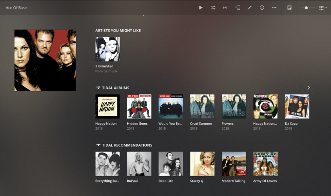Plex teams with TIDAL to bring a discounted streaming music