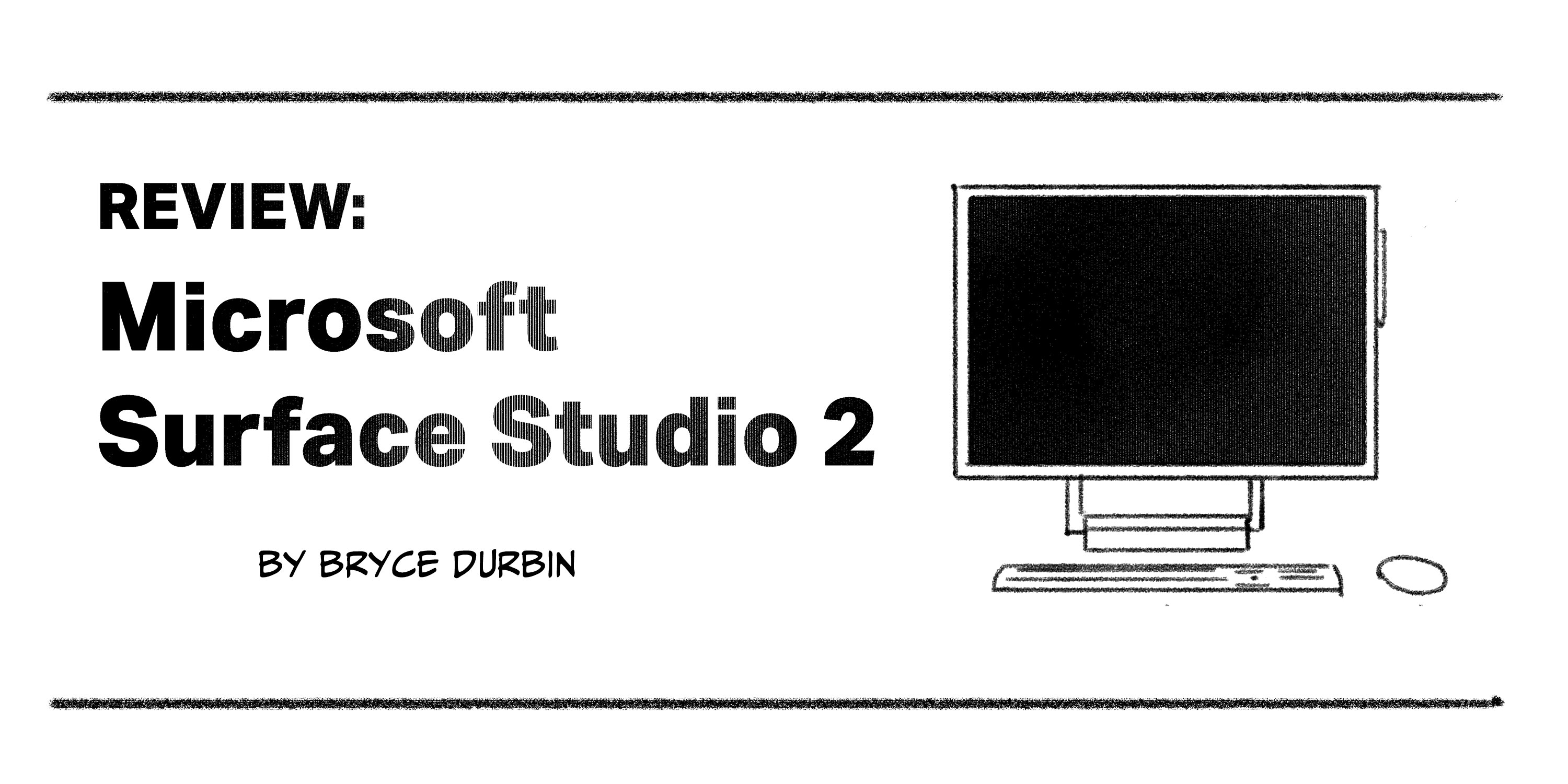 review microsoft surface studio 2