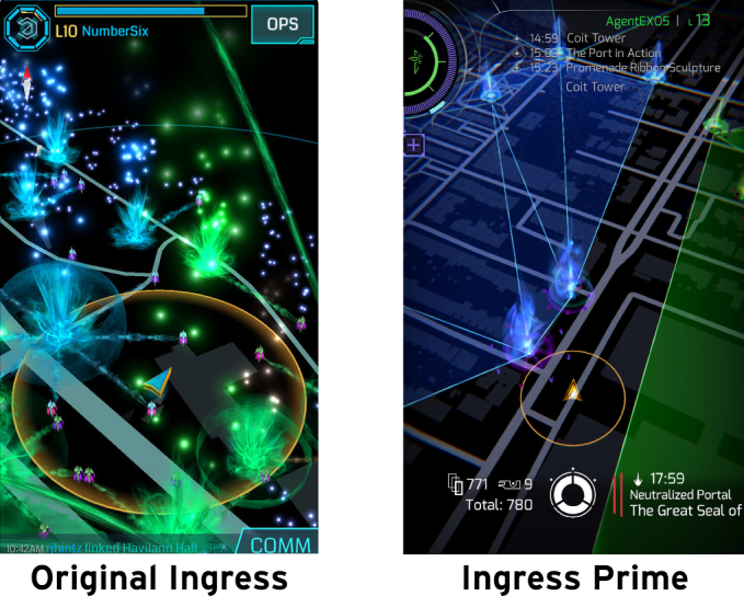 Niantic overhauls Ingress to make it more welcoming for new players on intelligence world map, fire emblem awakening world map, eclipse world map, chrono trigger world map, java world map, tigress world map, niantic intel map, nestle world map, tiger world map, android world map, inverse world map,