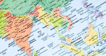 Map Of Asia Today.Tnb Aura Closes 22 7m Fund To Bring Pe Style Investing To Southeast