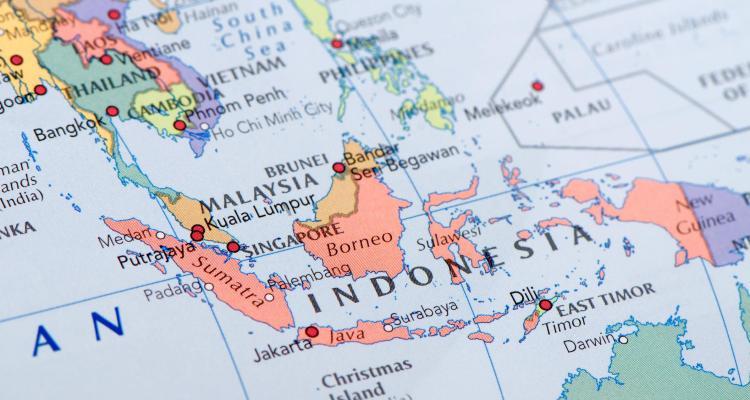Southeast map 1