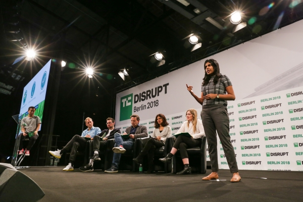 Less than 2 weeks left for early bird savings to Disrupt Berlin 2019