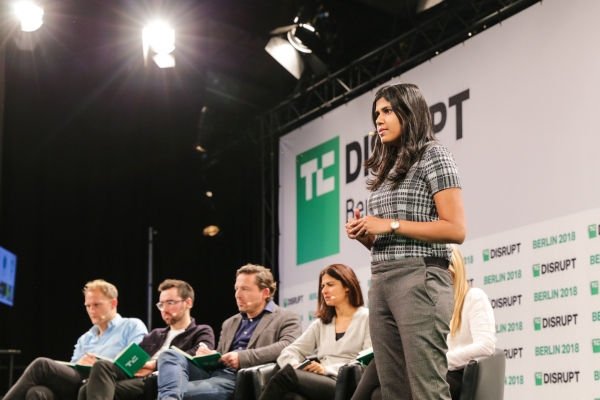 CrunchMatch helps you network with ease at Disrupt Berlin 2019 – TechCrunch