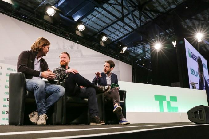 TechCrunch Disrupt Berlin 2018 – N Tic InfoTech