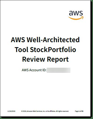 New AWS tool helps customers understand best cloud practices wat report 2