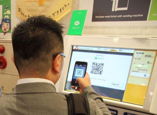 Tencent e-wallet is following Alibaba to Hong Kong subways wechat pay hk