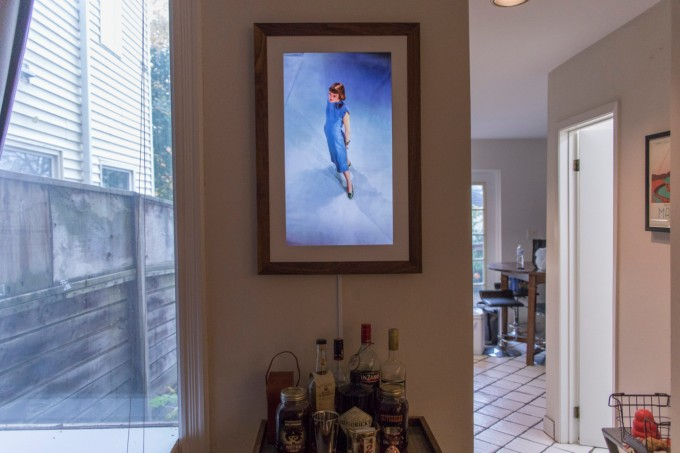 Give Someone The Gift Of Art Meural Is A Smart Lcd Screen Designed To Display Works It S Lovely Device That I Quickly Feel In Love With