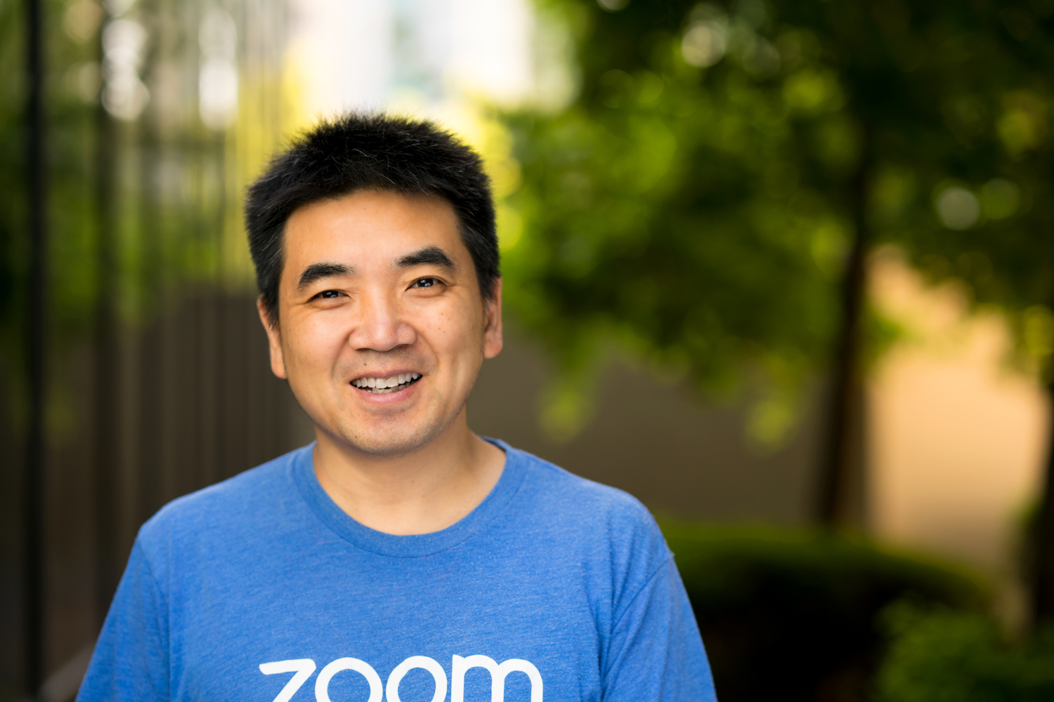 - Eric Headshot wide AUG - Under the hood on Zoom's IPO, with founder and CEO Eric Yuan