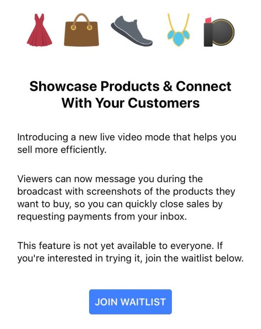 FB QVC? Facebook tries Are residing video looking