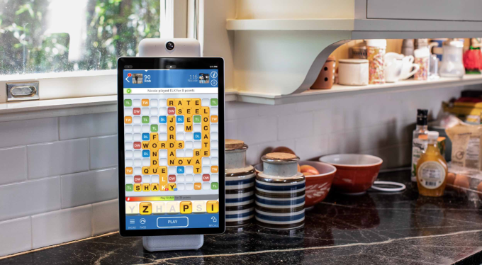 Facebook Portal adds games and web browser amidst mediocre Amazon