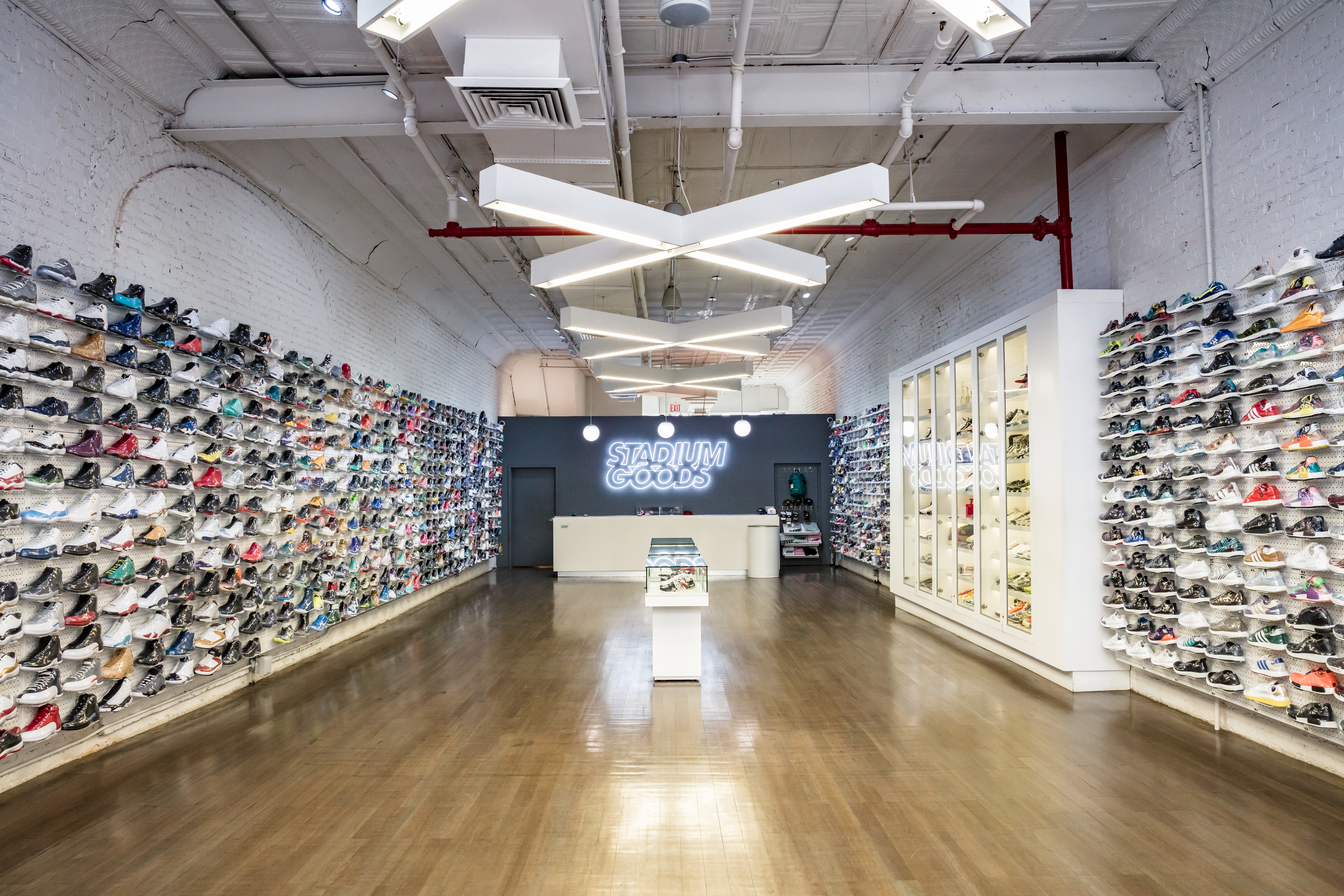 6721d99a7ad72b Farfetch bets on sneakers with  250M Stadium Goods acquisition ...