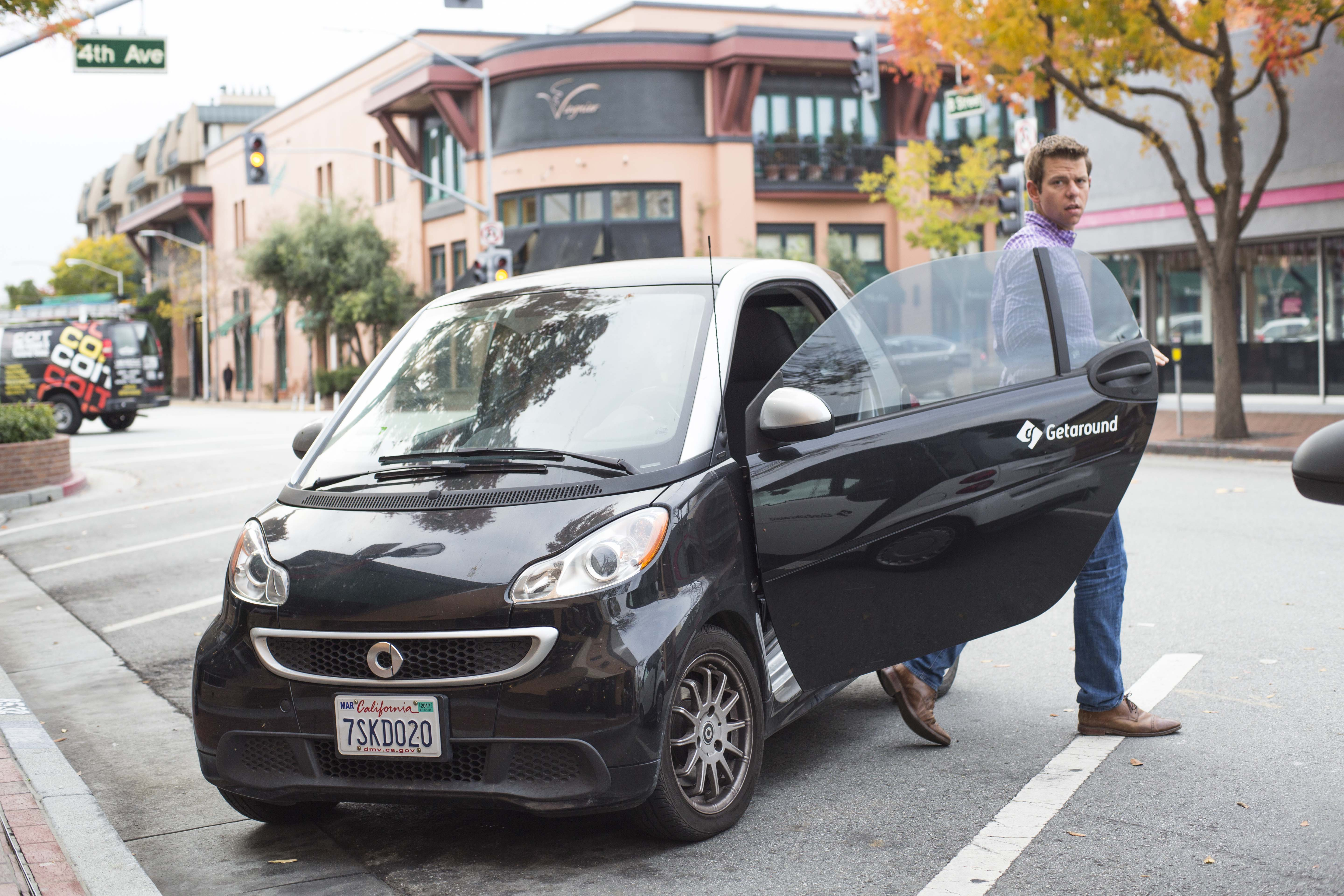 Getaround to expand Uber partnership to four more cities | TechCrunch