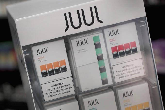 How Juul made vaping viral to become worth a dirty $38 billion GettyImages 1032883954