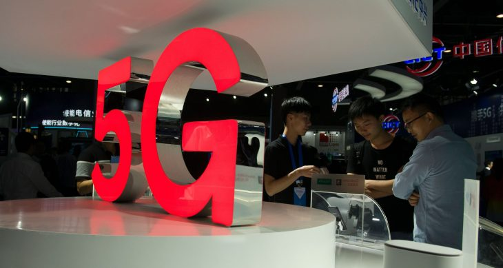China continues 5G push despite economic slowdown and Huawei setbacks GettyImages 1078090354 e1548838067253